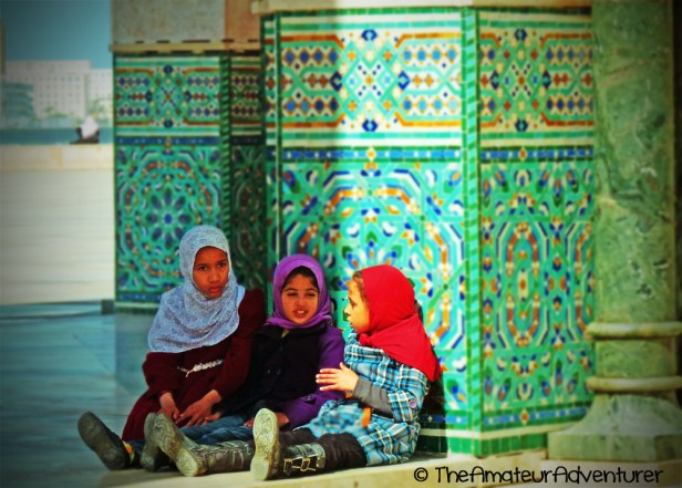 Children - the same everywhere - Casablanca
