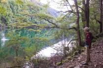 Reflective Lake Rere