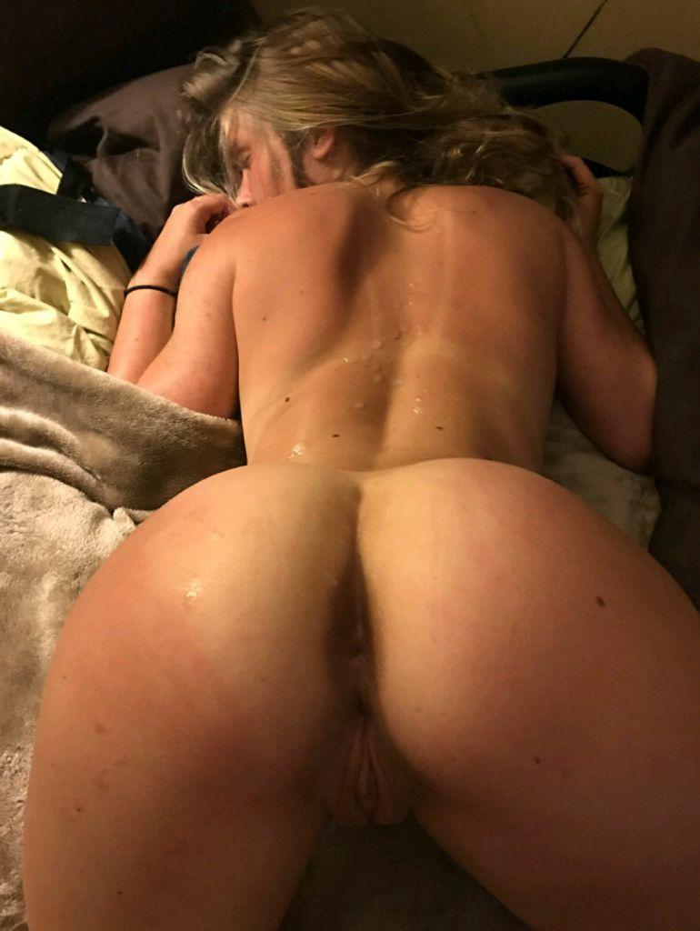 cum on back tumblr