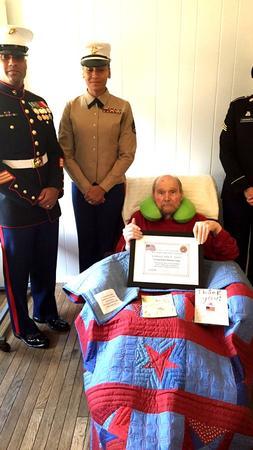 Vietnam War Veteran John Eilers