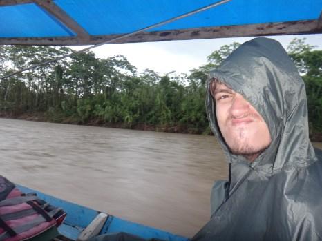 Mike no like chubby rain...