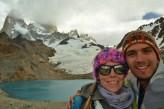 Glacier Mt. Fitzroy- El Chaltan