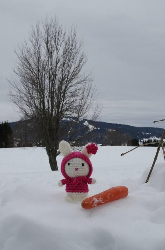 bunny d'hiver