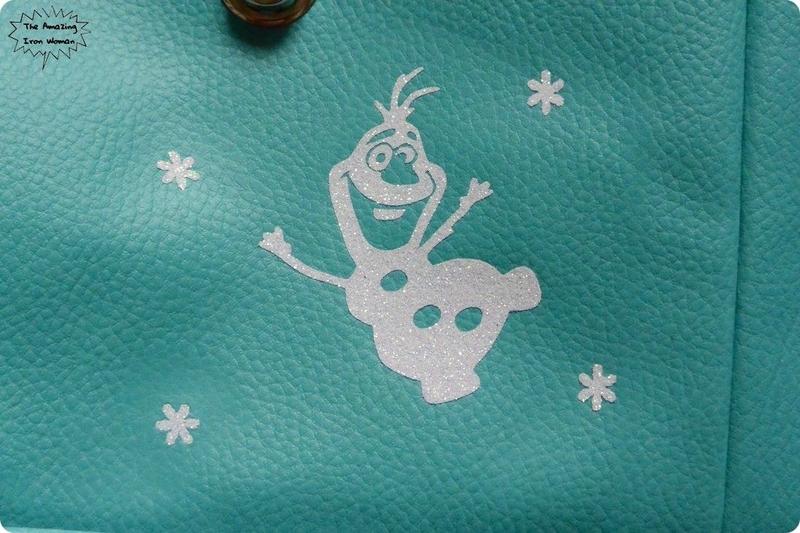 cartable reine des neiges