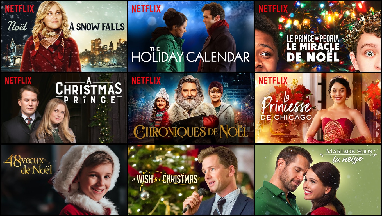 Films de Noël Neflix