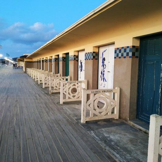 Les planches Deauville