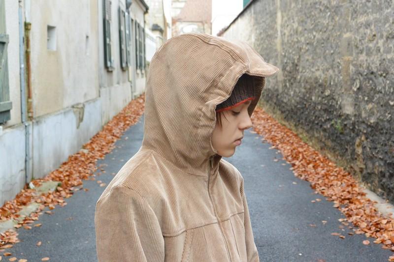 Coudre manteau hiver garçon Windy days Ottobre