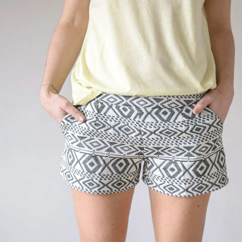 Patrons de shorts été
