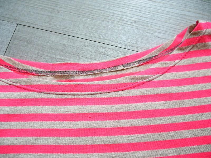 Coudre un t-shirt à la recouvreuse - the amazing iron woman (2)