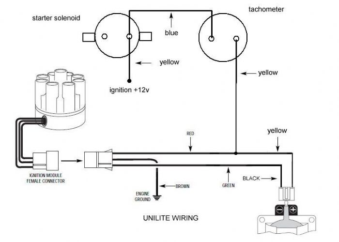 Unilite distributor wiring diagram diagram wiring diagrams on mallory unilite wiring diagram mallory unilite ignition wiring diagram Mallory Unilite Wiring Diagram Jeep 4.2