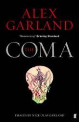 Alex Garland, coma, mental illness