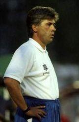 Ancelotti, soccer, football, Parma, AC Milan