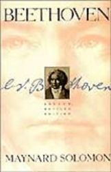 Beethoven, music history, biography, Maynard Solomon