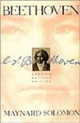 Beethoven, music history, biography, Maynard Solomon