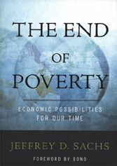 Sachs, Bono, poverty, globalization, IMF