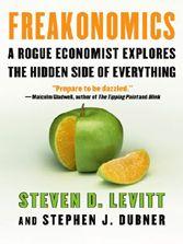 Steven D. Levitt, Stephen J. Dubner, economics