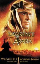 Marcia Yarrow, Peter O'Toole, T.E. Lawrence, David Lean