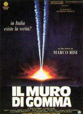 Il muro di gomma: Supposedly about the Ustica coverup, Marco Risi's film is really about foul-play Italy.