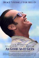 As Good As It Gets, Jack Nicholson, New York, Helen Hunt, waitress, Verdell