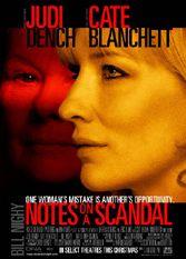 Dench, Blanchett, Zoe Heller, school sex scandal, Richard Eyre