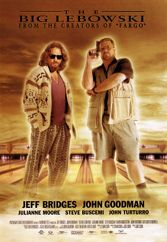 Inept nihilist bikers, Coen Brothers, black comedy, bumbling criminals, The Dude, Jeff Bridges, The Big Lebowski,