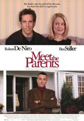 Ben Stiller, meeting future in-laws, Meet the Parents, Owen Wilson, slapstick comedy