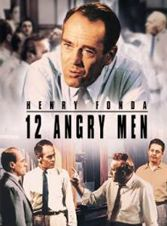 Jury deadlock, jury selection, male juries, Henry Fonda, Sidney Lumet, 12 Angry Men