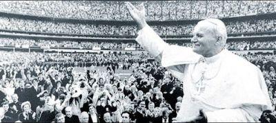 Pope Benedict, U.S. trip, Pope John Paul II, Karol Wojtyla