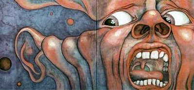 """King Crimson's 1969 """"In the Court of the Crimson King"""""""