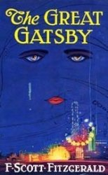 """Francis Cugat's jacket for """"The Great Gatsby,"""" Charles Scribner's Sons, 1925."""