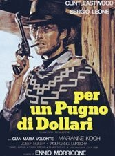 Making a Samurai out of Clint Eastwood let Sergio Leone reinvent the Western.