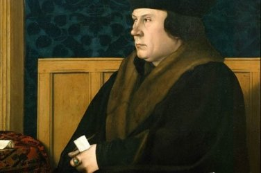 Holbein entered Henry VIII's service in 1532.