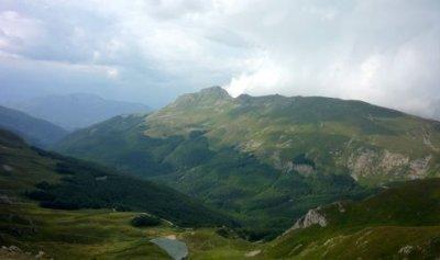 Located in the Parco Nazionale dell'Appennino Tosco-Emiliano.