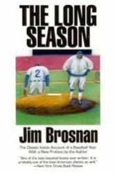 Jim Brosnan's baseball reminscence is a rare bird: Words of a player who can write.