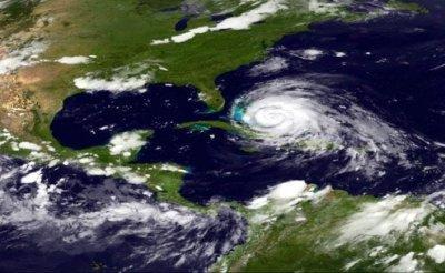 Hurricane Irene on August 19.