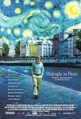 Woody Allen's tribute to The Lost Generation by way of Paris is sweet but slight.