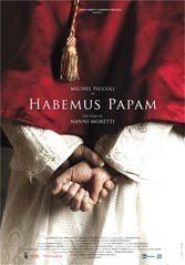Habemus Papam: Nanni Moretti's enormously sensitive papal portrayal is a study in burdens.