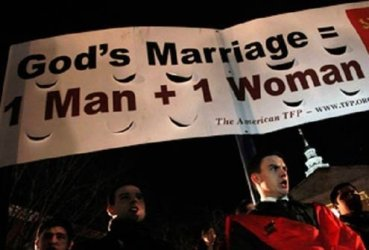 """DOMA: """"... The word 'marriage' means only a legal union between one man and one woman as husband and wife..."""""""