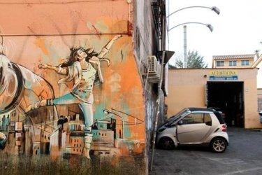 Francesco Amorosino has been shooting in Rome for a decade.