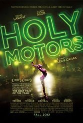 Holy Motors: When all life's a stage, roles are changing constantly with films writing the script.