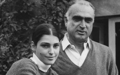 Barzini died of cancer in 1984.