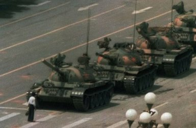 The Tiananmen Square protests of 1989 were short-lived.