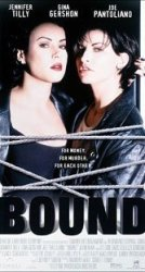 "Bound: Before ""Matrix,"" The Wachowskis made a noir that still remains untouchable."