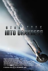 Star Trek Into Darkness: J.J. Abrams dives back into Trekkie-land and again provides his matinee worth.