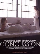 Concussion: Robin Weigert steals the show in Stacie Passion's deft film about lesbian midlife.