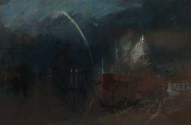"""Turner is commonly known as """"the painter of light."""""""