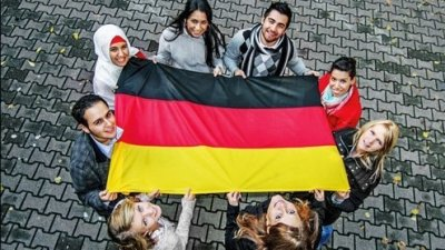 Germany has broken from Eastern European states dead-set against welcoming immigrants.