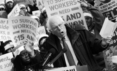 Sanders' proposed Rebuild America Act would pump massive investment into deteriorating national highways and cities.