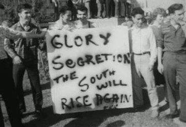 Until the late 1960s, racism was flagrant.