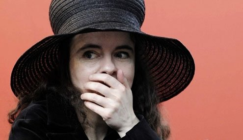 Nothomb is the author of more than 20 novels.
